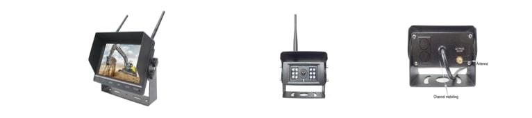 Wireless camera capture